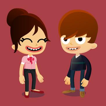 Ejemplo de avatares