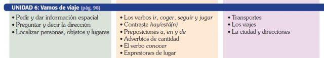 Español para adolescentes 3