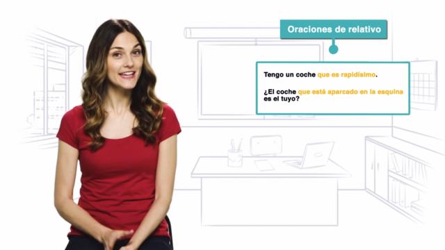 Explicación gramatical de «Videogramas» de la Unidad 3